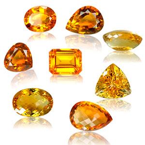 кристаллы цитрина