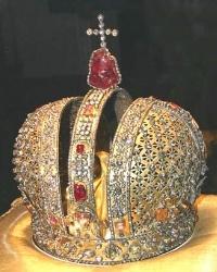 Корона Анны Иоановны