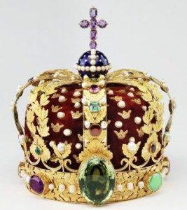 Корона короля Норвегии