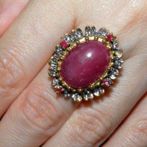 Ювелирные украшения с рубином Таиланд