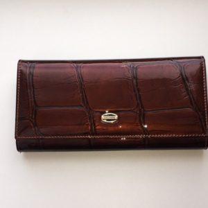дамский кожаный кошелёк
