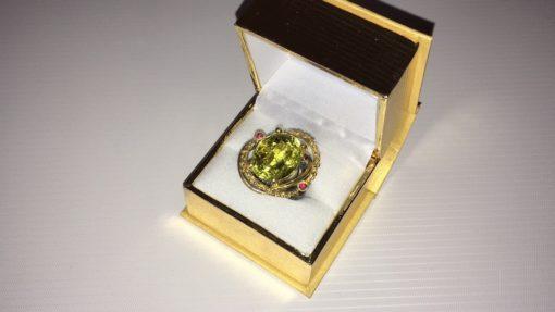 ювелирная упаковка для кольца
