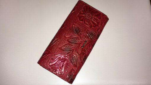 кошелёк из натуральной кожи