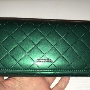 зелёный кошелёк купить