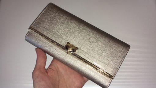 Кожаный кошелёк 2018-9
