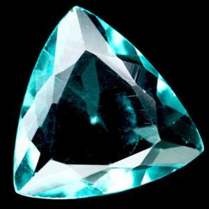 Натуральный флюорит 5,69 кт