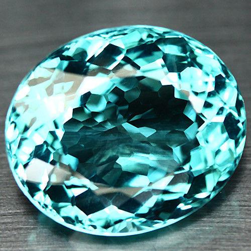 Аквамариновый кварц