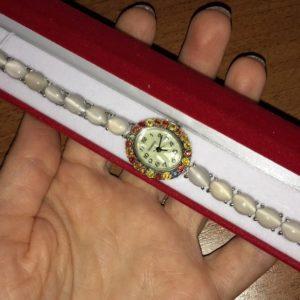 Коробочка под браслет/часы